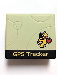 TK 201 Mini Cute Waterproof Portable Personal GPS/GSM/GPRS Tracker for Pet/Person/Dog