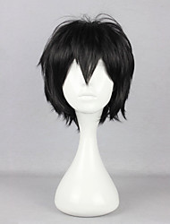 Cosplay Wigs Kagerou Project Cosplay Black Short Anime/ Video Games Cosplay Wigs 30 CM Heat Resistant Fiber Male