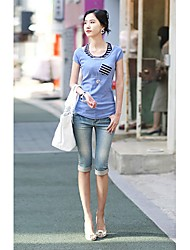 Frauen Elegance Slim-Shorts