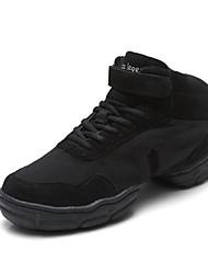 Zapatos de baile (Negro) - Dance Sneakers Tacón plano