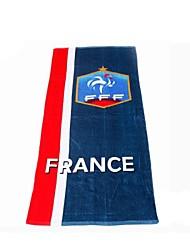 Coupe du Monde France Plage Salle de Gym Serviette de bain