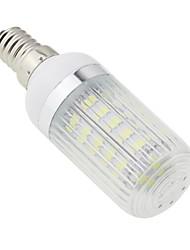 6W E14 LED лампы типа Корн T 36 SMD 5730 500 lm Холодный белый AC 220-240 V