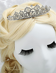 Women's/Flower Girl's Alloy Headpiece - Wedding/Special Occasion Tiaras
