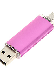 16GB Cool Shine USB / Micro USB OTG Flash Drive