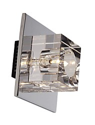 Bulb Included Wall Sconces , Modern/Contemporary G4 Metal