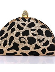Leopard Design Leatherette Wedding/Special Occasion Clutches(More Colors)