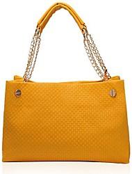Donna Pattern Chain colori della caramella della signora Handbag