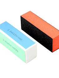2PCS de alta qualidade buffer do bloco para polimento e lixamento Bricolagem Manicure