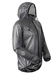Ciclismo Tops / Chaqueta / Impermeable Hombres Bicicleta Impermeable / Transpirable / Resistente a los UV / Resistente a la lluviaMangas