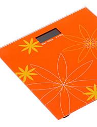 Cheap Price Orange Color Convenient Portable Health Care Scale