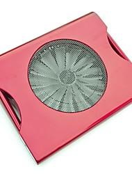NB-078 10 ~ 17 polegadas Radiador Notebook com Radiador com alto-falantes estéreo Preto / vermelho / branco