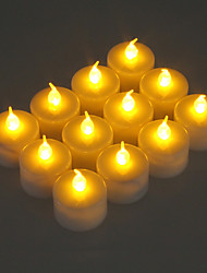 12PACK intérieur LED Battery Operated Tea Lights (cis-57186)