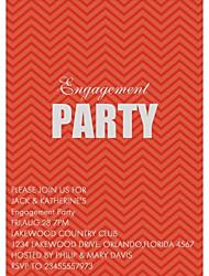Convites de casamento Convites para Festas de Noivado Cartão Raso Personalizado 12 Peça/Conjunto