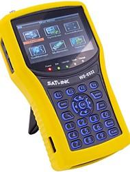 WS-6932 HD Satellite Finder in EU Plug