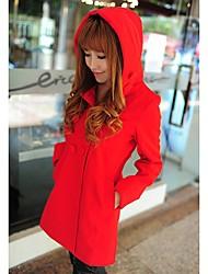 Women's Warmth Hoodie Coat
