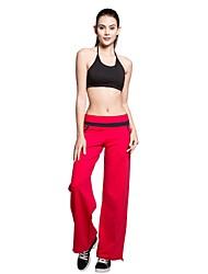 Dancewear Imitation Baumwolle mit Gürtel Gezeichnet Praxis / Yoga Bottom (weitere Farben)