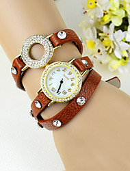Naizhu Multi-color Watch-WA0040