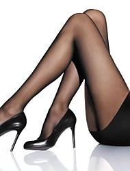 alambre con núcleo delgado pantyhoses sexy de las mujeres