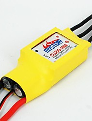 Mystery Cloud 100A brushless W/O BEC ESC RC Speed Controller For RC Helicopter Airplane