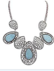 CMY Women's Fashion New Delicate Simple Flowers Joker Necklace QZ10255