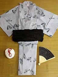 Sweet Japanese Girl Hot Spring Yukata Women's Ethnic Costume