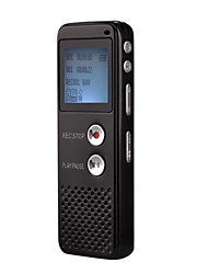 4GB 8GB Digital Voice Recorder Telefon MP3 WMA Mic USB Digital Voice Recorder
