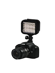 CN-LUX480 48 LED Luce video Photo lampada per Canon Nikon Videocamera Videocamera 5600K / 3200K