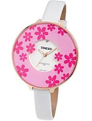 Reloj de cuarzo vestido Time100 mujeres de Fashional Chinoiserie Impresión Ladies '