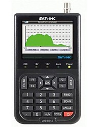 WS-6912 Digital Satellite Finder in EU-Stecker