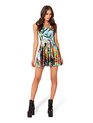 Women's Polyester/Spandex Sexy S Lady