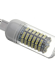 5W G9 LED лампы типа Корн T 138 SMD 3528 440 lm Естественный белый AC 220-240 V