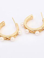 Maki Pearl Fresh Elegant Earring