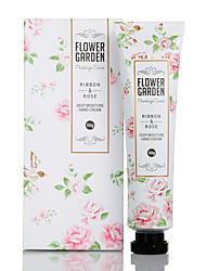 [MERIT] Flower Garden Ribbon & Rose Deep Moisture Hand Cream 50g