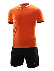 tute calcio maschile (arancio e nero / Paesi Bassi)