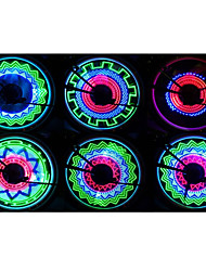 FJQXZ 36 LED Bicycle Wheel Spoke Decoration Colorful LED Light