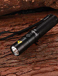 Torce LED / Torce LED 3 Modo 160 Lumens 18650 Cree XR-E Q5 Batteria - Multiuso Sipik