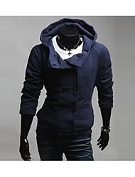 Hoodie de style coréen de printemps Cardigan à capuche Homme