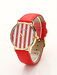 Cdong Stripes Fashion Watch JY-41