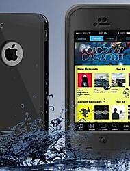 Назначение iPhone 8 iPhone 8 Plus iPhone 7 iPhone 7 Plus iPhone 6 iPhone 6 Plus Кейс для iPhone 5 Чехлы панели Вода / Грязь / Надежная