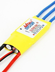 Mystery Cloud 30A Brushless Speed Controller ESC for RC Helicopter Airplane
