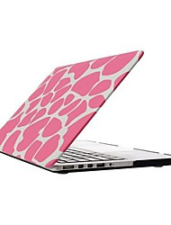 ENKAY Deer Skin Pattern Protective Polycarbonate Full Body Case for MacBook Pro with Retina Display (Assorted Colors)