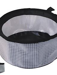 Transparente Folding Bacia-24x10cm