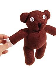 Mignon Mr Bean Ours poupée Peluche Brown