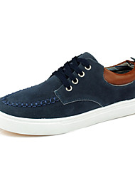 Suede Men's Low Heel Comfort Fashion Sneakers Shoes(More Colors)
