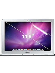 High Transparent Screen Protector with Cleaning Cloth for MacBook Air 11-inch