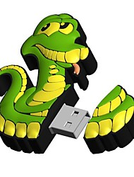 Aphty ™ sorridente Snake USB Flash Drive 2G
