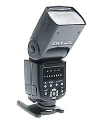Triopo WS-560 Универсальный светодиодная вспышка Speedlite вспышка для Nikon / Canon / Olympus / Pentax