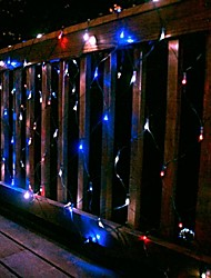 100 LED Net Light 2m X 1.5m Solar Christmas Light Holiday  Party Lamp