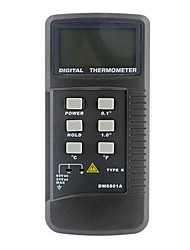 Digital-Thermometer Typ K Thermoelement-Sensor Temperatur-Messgerät Science Projects (-50 ℃ ~ 1300 ℃, 1 ℃)