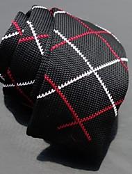Moda Skinny Scotlands design maglia Cravatte 1pcs Uomo